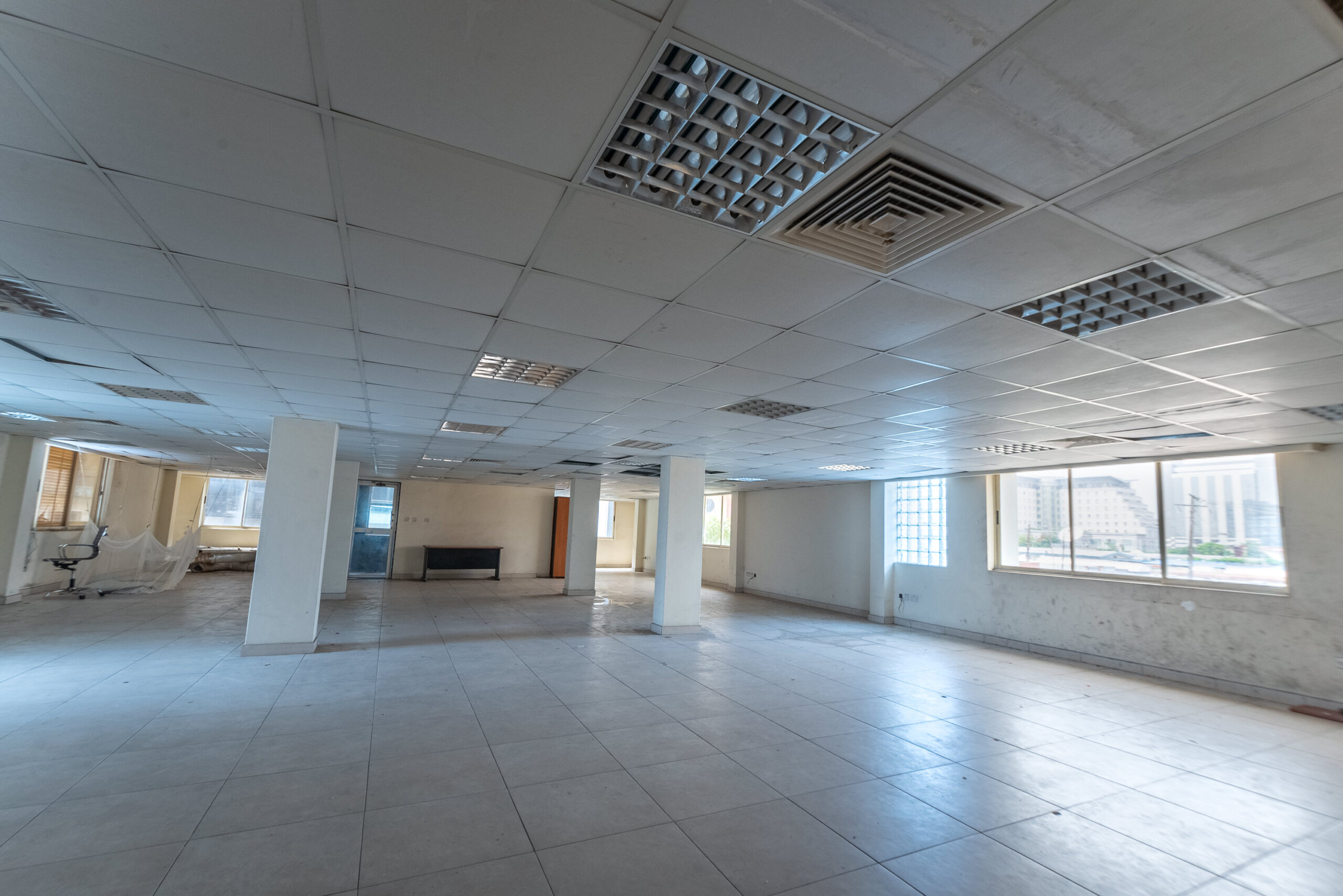 Office space, Victoria Island