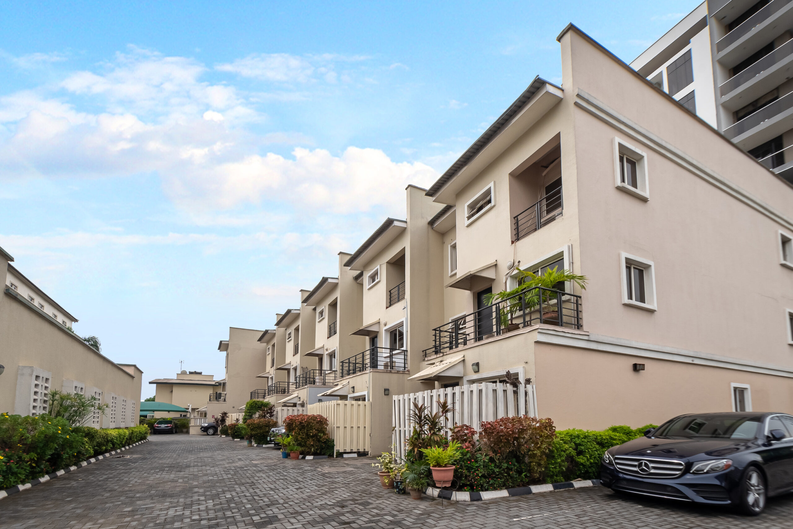 RC Terraces, Banana Island Road, Ikoyi