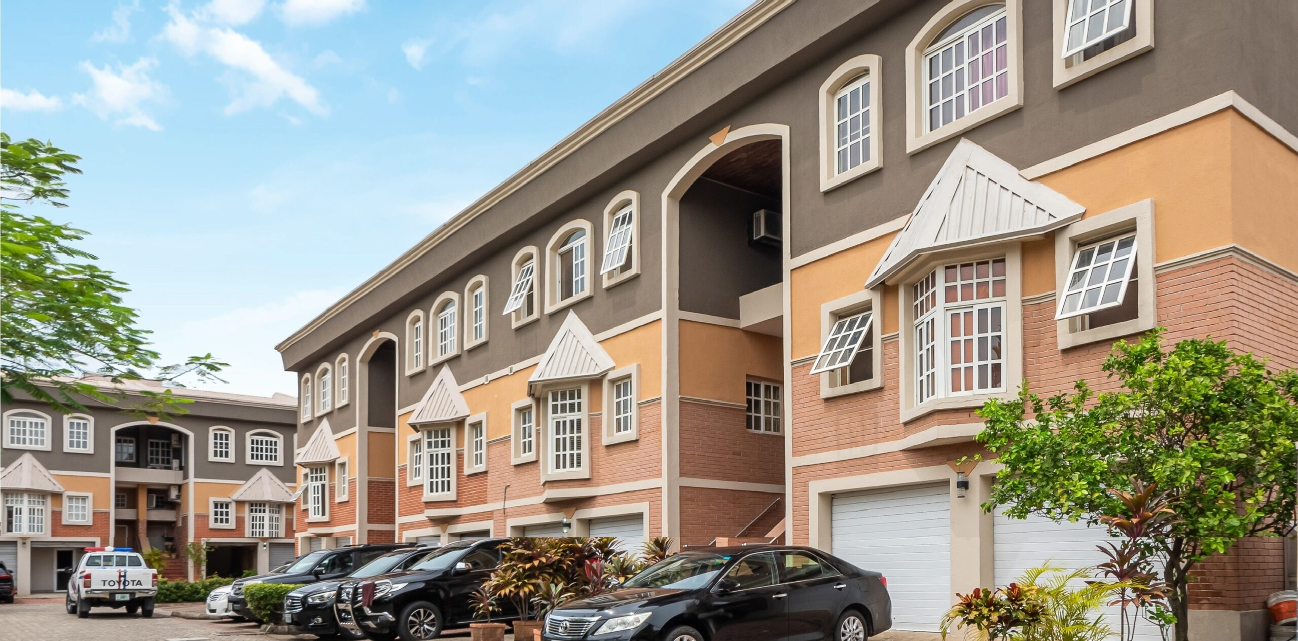 Foreshore Townhouses, Ikoyi